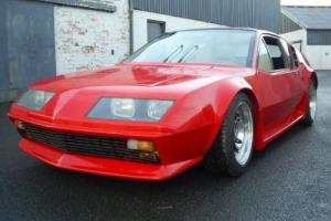 1977 RENAULT ALPINE A310 -2700 VA FOR RESTORATION