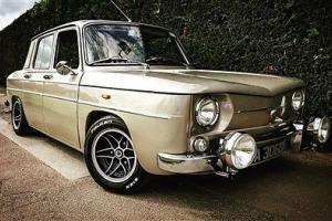 1964 RENAULT 8 1300cc FULLY REBUILT