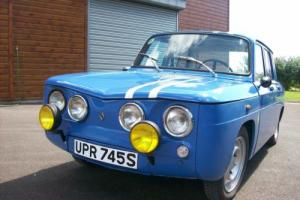 Renault 8 1300 special Photo