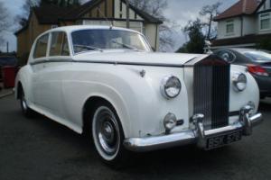 1957 ROLLS ROYCE SILVER CLOUD 1 for restoration.