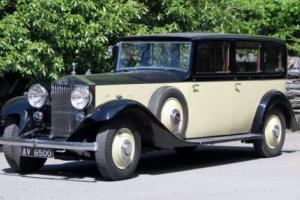1935 Rolls-Royce Phantom II Hooper Limousine 140PY