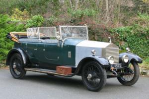 1923 Rolls-Royce 20hp Barrel Sider Tourer GF7 Photo