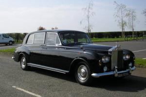 1966 Rolls-Royce Phantom V Limousine Black 6.2 V8