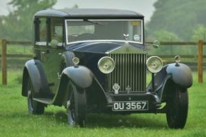 1931 Rolls Royce 20/25 Park Ward Saloon Photo