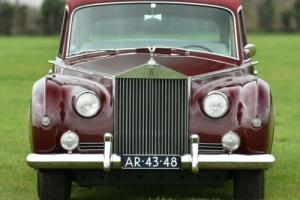 1962 Rolls Royce Phantom V Park Ward Limousine LHD Photo
