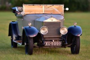 1924 Rolls-Royce 20hp Barker Dr's Coupe Photo