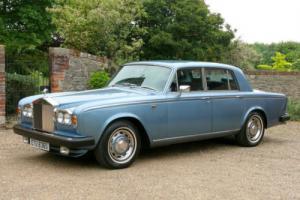 1978 Rolls Royce Silver Shaodw II