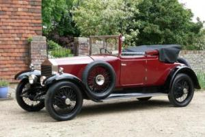1923 Rolls Royce 20 HP Doctors Coupe Convertible