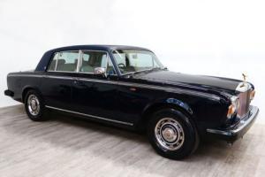 1978 Rolls-Royce Silver Shadow II 6.8