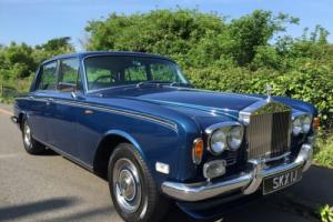 1970 ROLLS ROYCE SILVER SHADOW 1