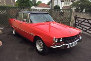 1977 ROVER P6 3500S, MANUAL, PAS, 73,000 MILES, WAXOYLED, ONE OF LAST MADE,