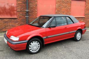 1992 Rover 214 Cabriolet