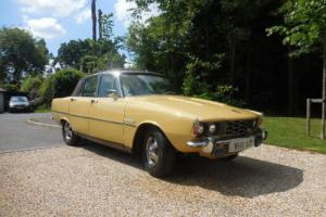 1974 ROVER P6 3500S (Credit/Debit Cards & Delivery)