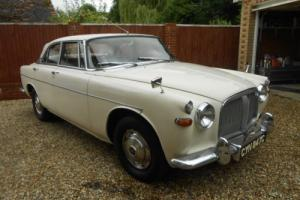 ROVER P5 COUPE 3LTR