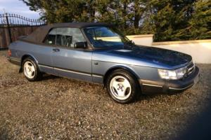 SAAB 900S TURBO 16V TURBO CONVERTIBLE-5 SPEED-EXTENSIVE HISTORY PX ROLEX OMEGA ? Photo