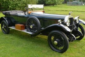 1924 Sunbeam 24/70 4.5 litre Tourer.