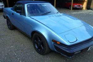 1980 Triumph TR7 V8 4.6 litre SUPER CHARGED ! 310 bhp, awesome car in great cond
