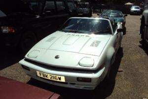 Triumph TR7/8 totaly restored 4.6 ltr manual convertIble V8