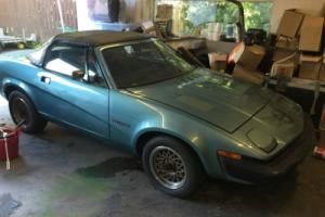 1982 Triumph TR7 Convertible. Recently Refurbished. Bare Metal Repaint