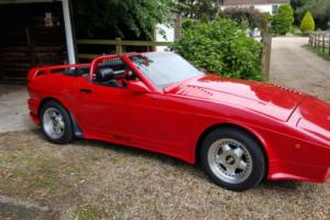 TVR CLASSIC WEDGE 400SE V8 VGC GENUINE CAR VERY USABLE REMEMBER 26 YEARS OLD Photo