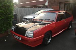 Opel Manta GTE 2.4 CIH 1986 53k Miles