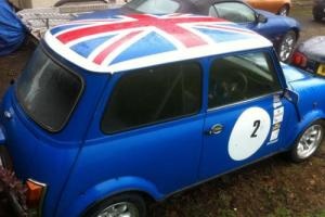 Austin Mini (Race car) 1380cc