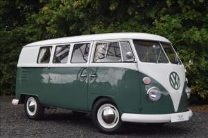 Volkswagen Type 2 Camper Van