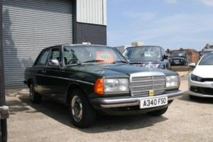 Mercedes 230E immaculate Example Always Garaged
