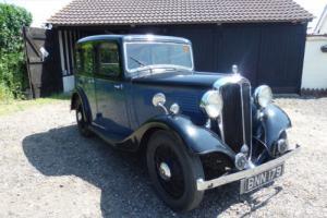 1935 CLASSIC STANDARD10 IN BLUE/BLACK
