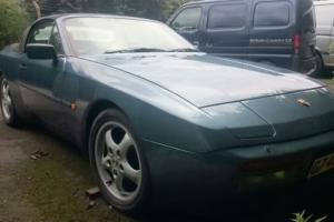 1989 944 s2 cabriolet 3 litre. long standing lady owner (project)