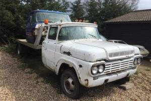 1959 Ford F 250 Hauler Call 07584903010