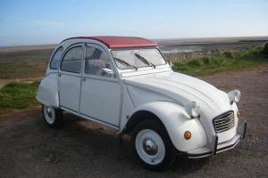 CITROEN 2cv6 Covered 846 miles in 13yrs!