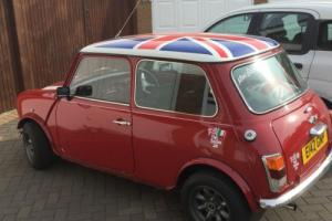 Classic Mini Italian job 1987, Total rebuild last winter, amazing condition