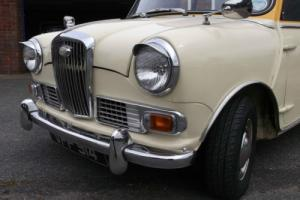 1963 Wolseley Hornet 2 Door Saloon SUPERB CONDITION one of the best TAX EXEMPT
