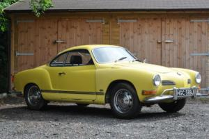 Karmann Ghia Coupe (1971) from California LHD VW