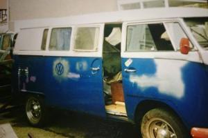 Volkswagen camper 1965