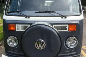 Beautifully restored 1978 Volkswagen T2 bay window campervan