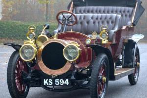 1911 Delaunay Belleville HB4 Photo