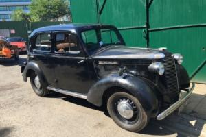 1946 VAUXHALL 10/4 4 Door Saloon Original