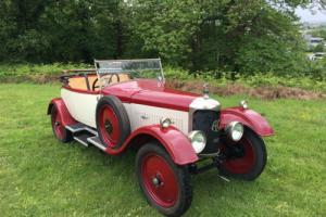 AC Royal 1926 Barn Find Project Restoration