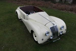 AC Cars Buckland Sports Tourer with Extensive race history