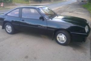 opel manta 1.8s excellent original condition 58,000 miles, dry stored since new