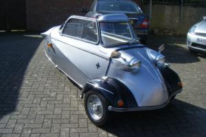 Messerschmitt TRI TECH SILVER/BLACK