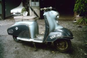 viscount prior 1960 reg 559jht very rear