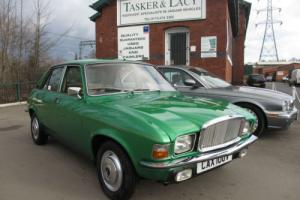 1979 Vanden Plas 1500 Manual Tara Green Only 39458 Miles
