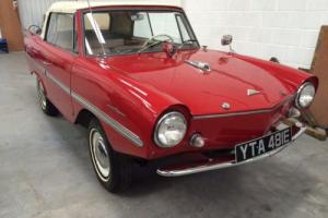 1967 AMPHICAR 770 RED Photo