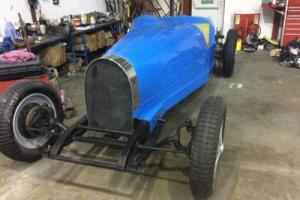 BUGATTI TYPE 59 UNFINISHED PROJECT. OVER £50,000 SPENT ON DEVELOPMENT!!