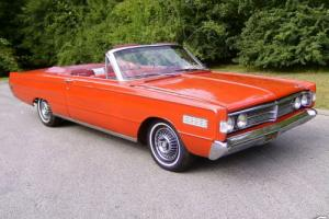 California Car 1966 Mercury Monterey Convertible Big Block 390 cu in