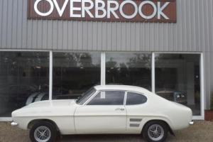 1971 FORD CAPRI MK1 1600 GT
