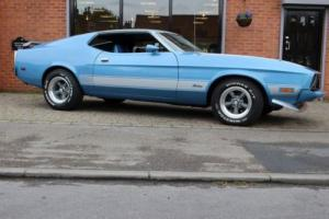 1973 Ford Mustang Mach 1 302 Fastback